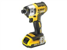 Dewalt DCF886 cordless impact driver with 1x 2.0AH DCB183 Battery DCB105 + CASE