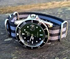 007 CONNERY JAMES BOND Submariner Automatico Orologio SUB stile militare HD