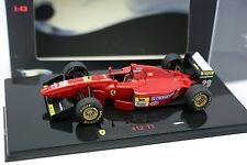 Hot Wheels 1/43 - F1 Ferrari 412 T1