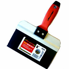 "Neilsen Taping Knife 200mm 8"" Plasterboard Joints Ceilings Walls Plaster 20d"