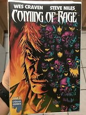 Coming Of Rage #3 First Printing, NM+ Wes Craven Comic