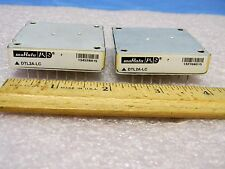 (2) NEW muRata DTL2A-LC Serial-Input Electronic Load Modules 0-20A 2.5-50V 100W