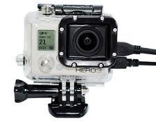 F05761 Freiensport-Kamera-Schutzhülle Gehäuse Eine Objektiv für GoPro HD Hero3