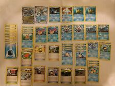 Water Type Deck Builder With Kingdra EX 53/124 and Kyurem EX 25/98