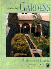Encyclopedia of Gardens: History and Design-ExLibrary