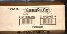 GARBAGE PAIL KIDS BNS 2 16 BOX BONUS CASE LOOK FOR RARE CARDS GOLDS SKETCH ETC