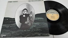 MARIE RHINES - The Reconciliation 1976 FOLK COUNTRY Bluegrass Fiddle FRETLESS LP