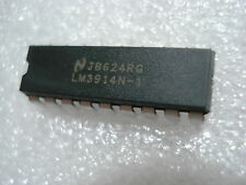 IC 3914 hier LM3914N (National)