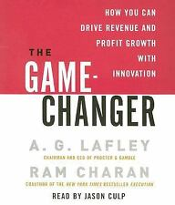 The Game Changer by A.G. Lafley Audiobook, CD