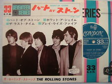 THE ROLLING STONES HEART OF STONE / 7INCH