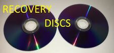 Windows 7 Ultimate OEM recovery discs for Dell XPS L501x L701x Laptop +Partition