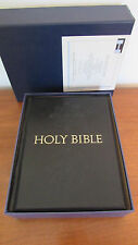 Holman Family Reference Bible King James Version red letter edition No marks or