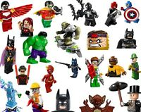 GENUINE LEGO MARVEL DC SUPER HEROES MINI FIGURES NEW CHOOSE YOUR OWN! AVENGERS 2