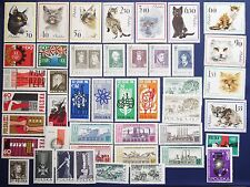 Poland -1964 Collection of MNH stamps