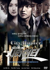 City Hunter (2011) Korean Drama DVD - Box set - English Subtitle