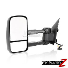 Ford F150 1997-2003 Power Towing Mirror Rear Side View Telescoping Driver Left