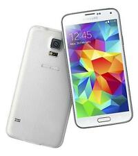 "New Original Samsung Galaxy S5 SM-G900A AT&T 16GB 16MP 5.1"" Smartphone White"