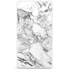 Coque Housse Nokia Lumia 640 XL Produit qualité française - Marbre blanc