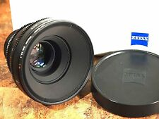 Zeiss 50mm T2.1 Planar T* CP.2 Compact Prime EF Mount (Feet Scale) Lens