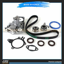 Timing Belt Tensioner Water Pump Kit 01-05 Fits Kia Rio 1.5L 1.6L DOHC A5D A6D
