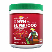 AMAZING Grass Green SuperFood di goji e acai bevanda in polvere