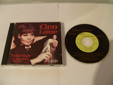 Cleo Laine - Ridin' High (The British Sessions 1960-1971, 1998) CD-RARE -