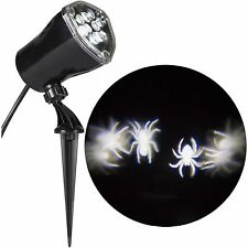 GEMMY LED LIGHTSHOW WHIRL A MOTION SPIDER NEW PROJECTION HALLOWEEN PROJECTOR