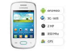 "Samsung Galaxy Pocket Neo S5310 White 3"" Screen 2.0MP Camera Offical Unlocked"