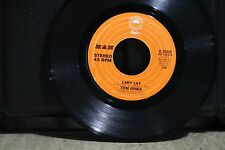 TOM JONES 45 RPM RECORD