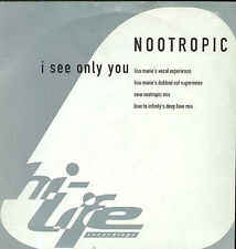 NOOTROPIC - I See Only You (Lisa Marie Experience Rmx) - hi-life