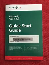 Kaspersky Antivirus Anti-Virus 2017 3PC 1Year (FREE Expedited Shipping)