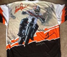Harley Davidson Scott Parker Racing Shirt NWT Men's Large