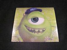 Disney / Pixar Mike Monsters Inc Cute 24 Piece 3D Jigsaw puzzle