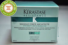 Kerastase Resistance Masque Force Architecte Reconstructing, 6.8 Oz SEALED Mask