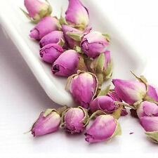 TOP Quality Fad Rose Tea French Herbal Robust Imperial Dried Rose Buds 100g JXUK