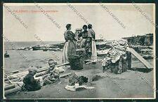 Palermo Costumi Siciliani cartolina QQ0858
