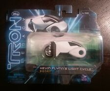 Disney Tron Legacy Die Cast Kevin Flynn's Light Cycle (NEW)