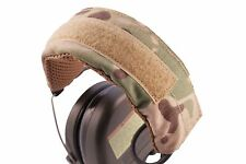 MultiCam DTAC Headset Cover MSA Sordin PELTOR COMTAC - Lifetime Warranty