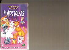 ARISTOCATS VHS VIDEO KIDS