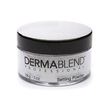 Dermablend Professional Loose Setting Powder Warm Saffron 1 Oz / 28g