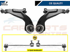 FOR JAGUAR X TYPE XTYPE FRONT LOWER CONTROL WISHBONE ARM ANTIROLL BAR LINKS HD