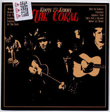 THE CORAL Roots & Echoes 2007 UK 11-trk numbered promo test CD card sleeve
