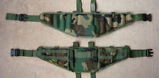 SDS Molle Battle Belt. Modular Belt - Hunting, paintball, prospecting. Small