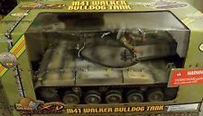 Ultimate Soldier XD 1/18 M41 Walker Bulldog Tank winter camo SEALED mib