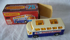 Matchbox  Superfast- MB 65 Airport Coach-American Airlines - Made in England OVP