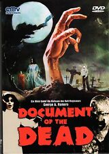 George A. Romero's - Document of the Dead , small hardbox , 100% uncut