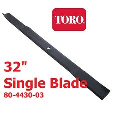 GENUINE Toro 12-32XL 13-32XL Mower Deck CUTTING BLADE 80-4430-03 1294 *'