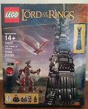 LEGO Lord of the Rings Tower of Orthanc 10237 New and Sealed Rare & Retired set