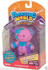 Ganz Amazing World Zing Figurine Series 1 Kids Virtual World New Codes – Ruckus