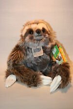 BRAND NEW 'MEGA CUTE SLOTH ' SOFT TOYS - WILD ANIMAL - APE - PLUSH ZOO - GORILLA